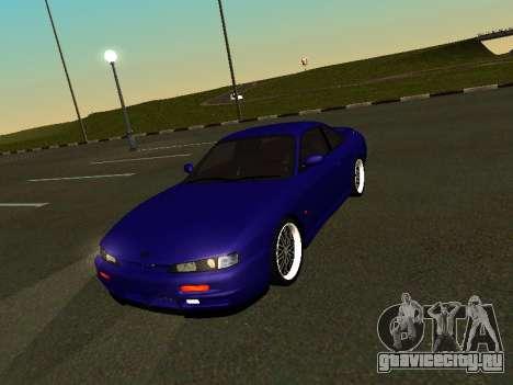 Nissan Silvia S14 Kouki для GTA San Andreas