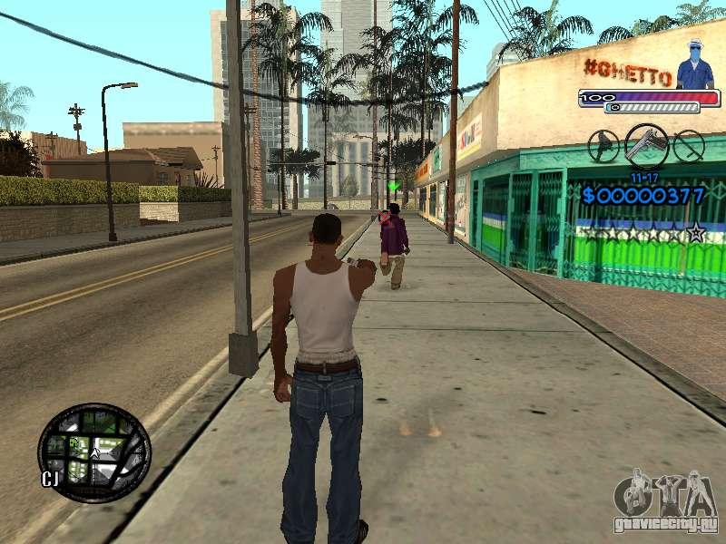 Скачать Карту на GTA San Andreas