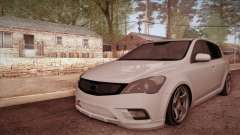 Kia Ceed 2011 SA Plates