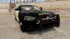 Dodge Charger 2013 LCSO [ELS] для GTA 4