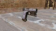 Пистолет Glock 20 Blue Tiger