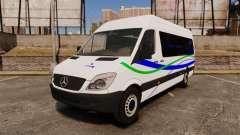 Mercedes-Benz Sprinter Itella Logistics