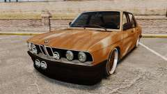 BMW 535is E28 Sharkie