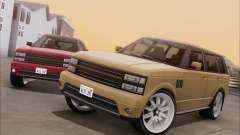 Gallivanter Baller из GTA V для GTA San Andreas