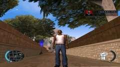 C-HUD Hitman Absolution для GTA San Andreas