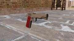 Пистолет Colt 1911 Chrome