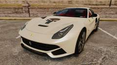 Ferrari F12 Berlinetta 2013 [EPM] Deaths-head для GTA 4