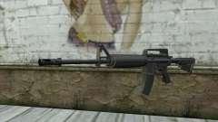 M4A1 для GTA San Andreas