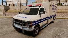 Brute MPMU Ambulance
