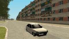 ВАЗ 2172 хэтчбек 5 дв для GTA San Andreas