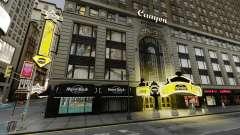 Hard Rock кафе на Таймс-сквер