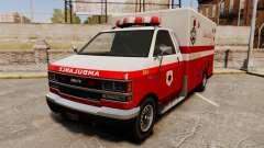 Иранский раскрас скорой медицинской помощи