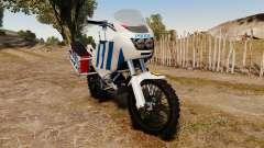 Португальский полицейский мотоцикл [ELS] для GTA 4