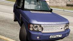 Land Rover Supercharged Stock 2010 V2.0 для GTA San Andreas
