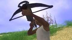 Арбалет из Skyrim