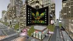 Большая реклама Adidas Originals