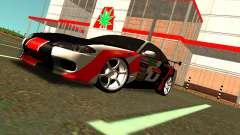 Nissan Silvia S15 Team Dragtimes для GTA San Andreas