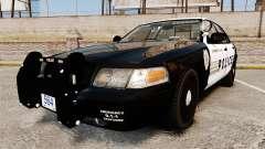 Ford Crown Victoria LCPD [ELS] для GTA 4