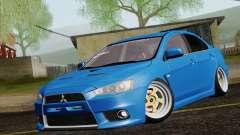 Mitsubishi Lancer Evo X GangLow