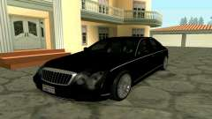 Maybach 57 TT Black Revel
