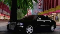 Chrysler 300C 2009 для GTA San Andreas
