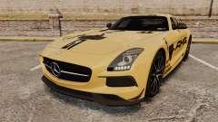 Mercedes-Benz SLS 2014 AMG Driving Academy v2.0