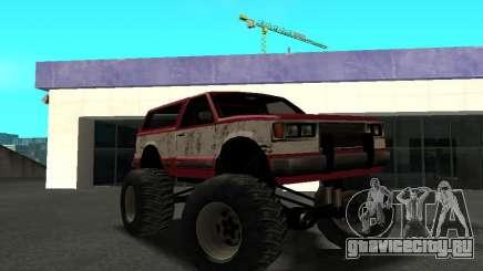 Street Monster для GTA San Andreas
