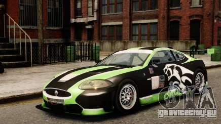 Jaguar XKR GT для GTA 4