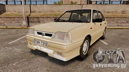FSO Polonez Caro 1.4 GLI 16V для GTA 4