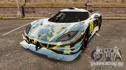 Koenigsegg One:1 для GTA 4