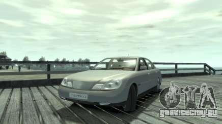Daewoo Shiraz для GTA 4