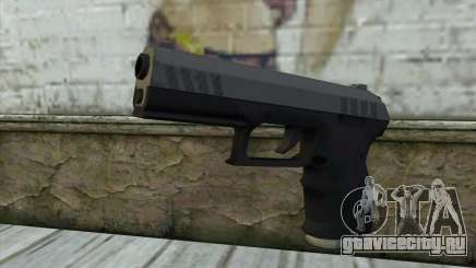 GTA V Combat Pistol для GTA San Andreas