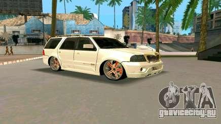 Lincoln Navigator DUB Edition для GTA San Andreas