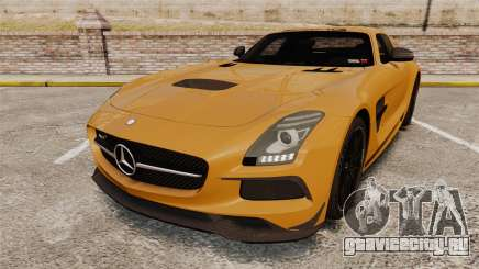 Mercedes-Benz SLS 2014 AMG Performance Studio для GTA 4