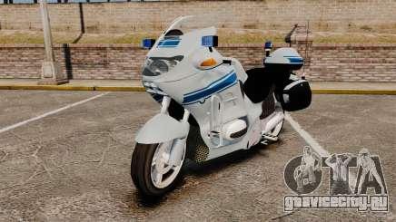 BMW R1150RT Police municipale [ELS] для GTA 4