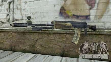 Автомат из S.T.A.L.K.E.R. для GTA San Andreas