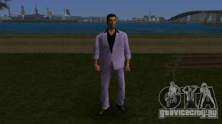 Розовый Костюм для GTA Vice City