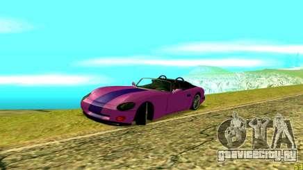 New Banshee для GTA San Andreas