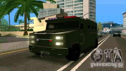 GTA V Police Riot для GTA San Andreas