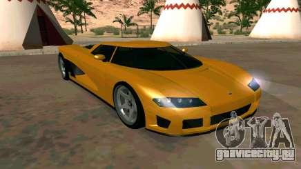 GTA V Entity XF для GTA San Andreas