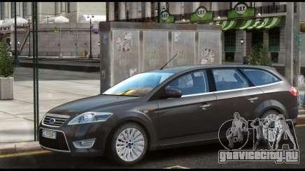 Ford Mondeo Mk.IV для GTA 4