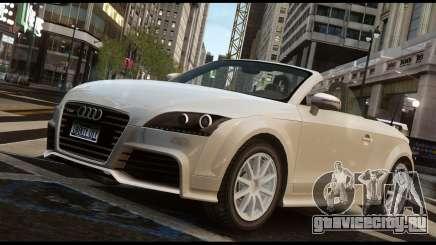 Audi TT RS v1.0 для GTA 4