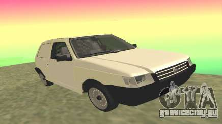 Fiat Uno Fire Cargo для GTA San Andreas