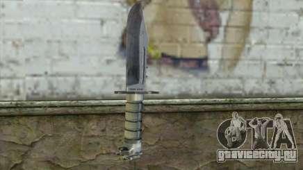 Нож из S.T.A.L.K.E.R. для GTA San Andreas