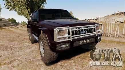 Jeep Carver 6X6 для GTA 4