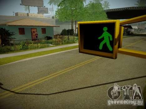 ENBSeries для слабых PC by Makar_SmW86 для GTA San Andreas