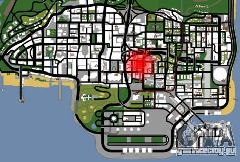 Текстуры Artium для GTA San Andreas пятый скриншот