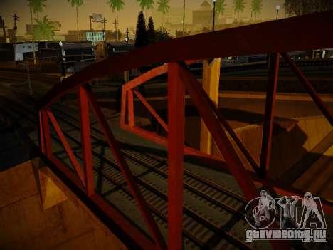ENBSeries для слабых пк v3.0 для GTA San Andreas пятый скриншот