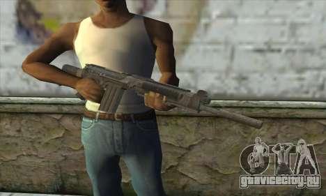 SC-2010 из COD: Ghosts для GTA San Andreas третий скриншот