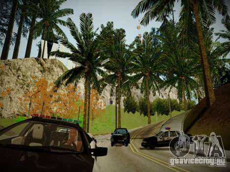 New Vinewood Realistic v2.0 для GTA San Andreas второй скриншот